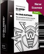 Dr.Web KATANA