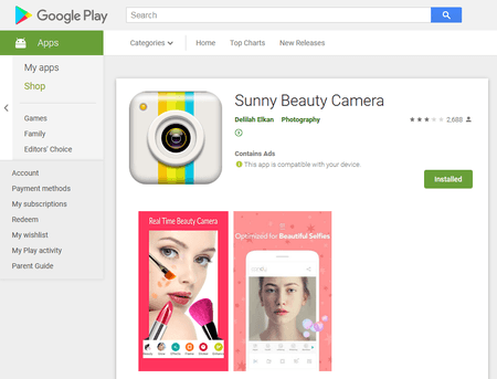 Google Play中的威胁 Android.HiddenAds #drweb