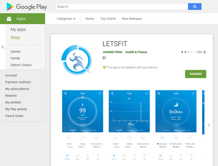 Google Play中的威胁 Android.DownLoader #drweb