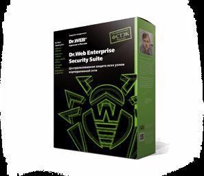 Try Dr.Web Enterprise Security Suite