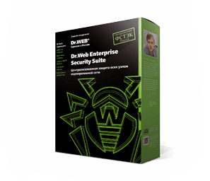 Try Dr.Web Enterprise Security Suite